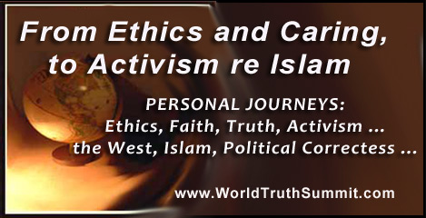 Interviews - Ethics, Faith, Truth, Activism