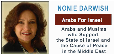 Nonie Darwish - Arabs for Israel, Middle East Peace