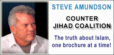 Steve Amundson - Counter Jihad Coalition - Truth about Islam - brochures