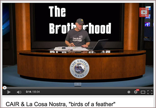 Tom Trento - CAIR and Cosa Nostra - Birds of a Feather?