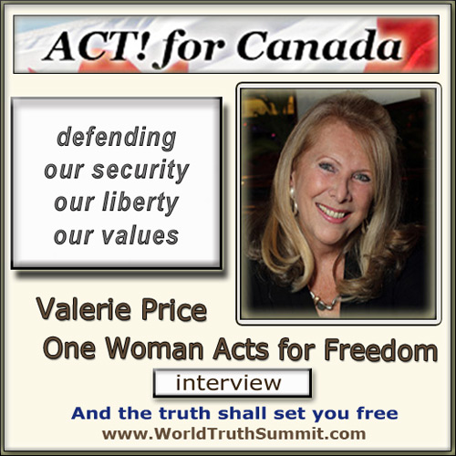 Valerie Price - Act for Canada