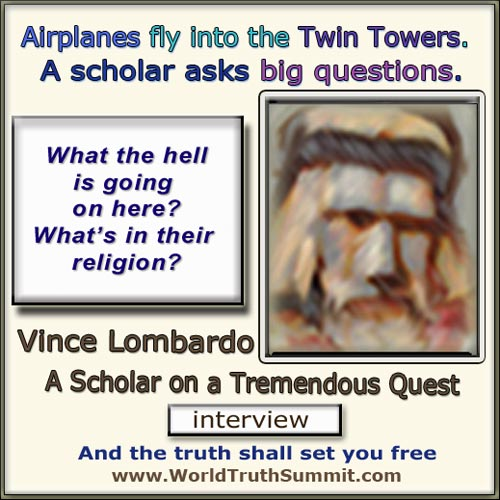 Vince Lombardo - Scholar of the Quran, Sira, Hadiths
